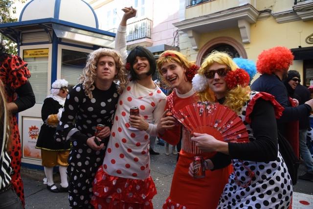 Гости карнавала