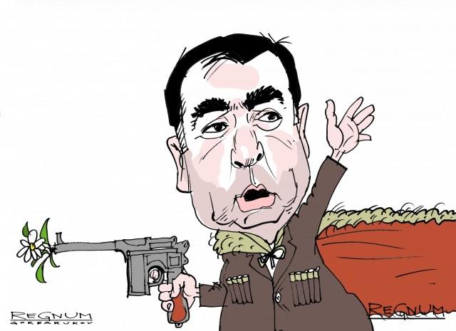 Лимонов об Украине и Саакашвили
