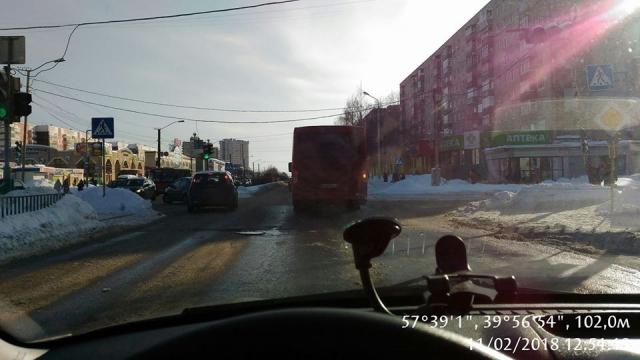 В Ярославле установлен круг лиц, подозреваемых в наезде на женщину-инвалида