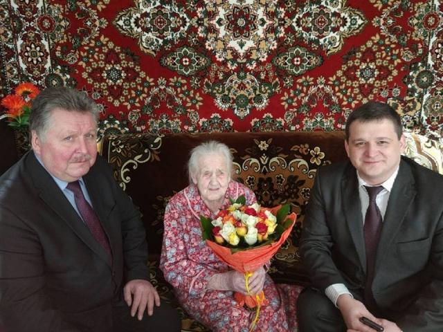 Жительнице Ярославля исполнилось 110 лет