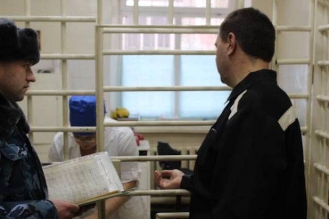 В Ярославской области у 1896 осужденных взяли образцы ДНК