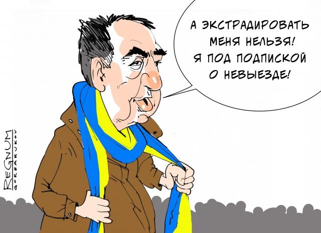 Хромая утка с сильной рукой: зачем Порошенко выслал Саакашвили