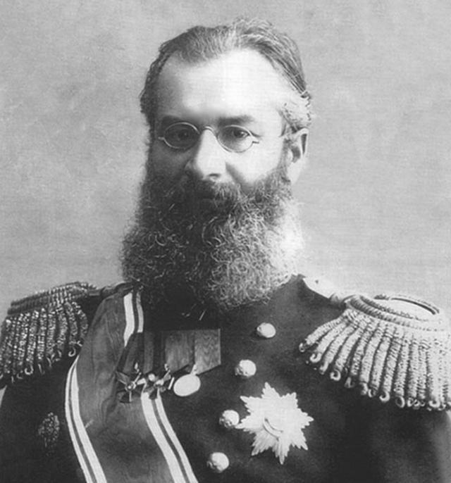 Дед, академик Алексей Крылов
