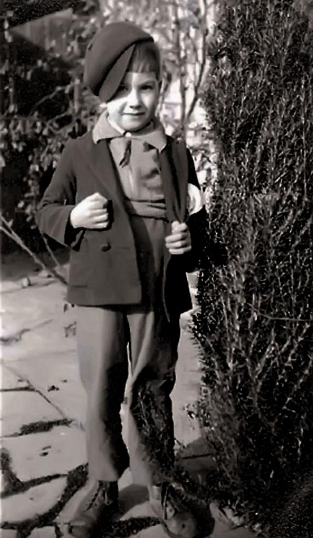 Серёжа Капица. 1930-е годы, Кембридж