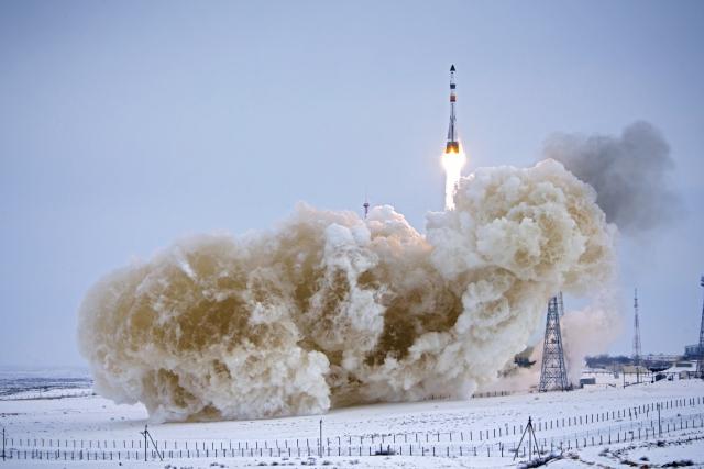 «Прогресс МС-08» выведен на заданную орбиту — Роскосмос