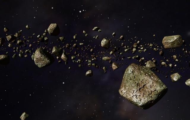 Астрономы рассказали о хаотичном вращении первого межзвёздного астероида