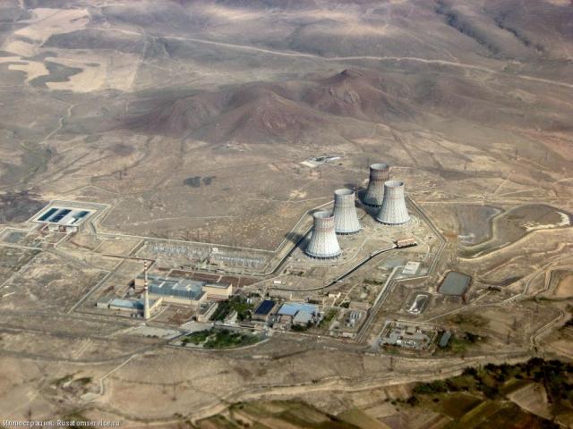 После модернизации мощность Армянской АЭС возрастет на 10%