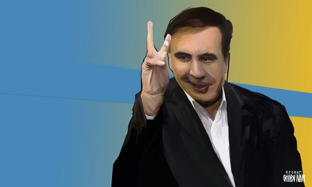«Я свободен, как птица»: Саакашвили заявил о планах объехать всю Европу