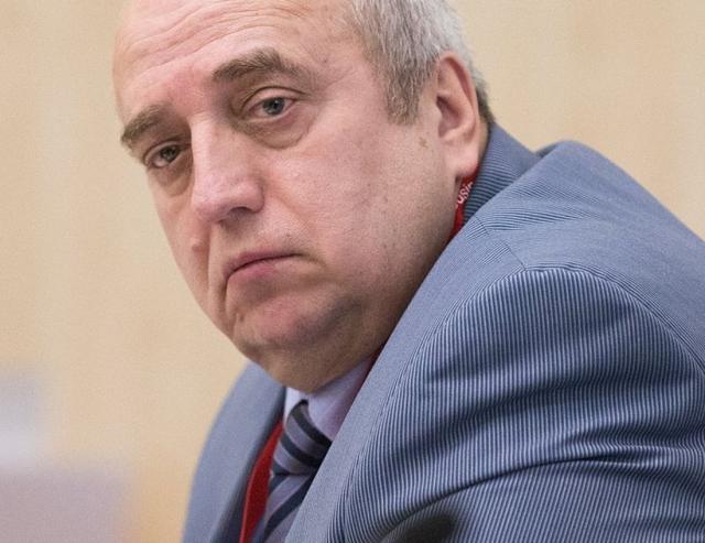 Клинцевич лишен поста первого зампреда комитета Совфеда по обороне