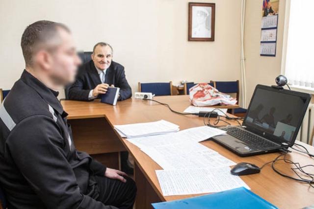Осужденный калужской колонии защитил диплом по специальности «Экономика»
