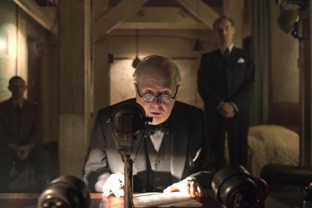 «Британский бульдог» с человеческим лицом: фильм об историческом Поступке