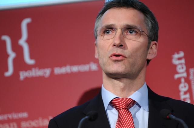 Генсек НАТО: США «подстегнут» военную активность членов альянса