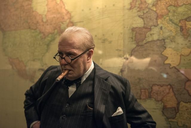 Уинстон Черчилль (Гари Олдман)