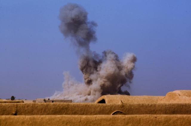 Россия и США в СБ ООН по-разному оценили удар по сирийскому ополчению