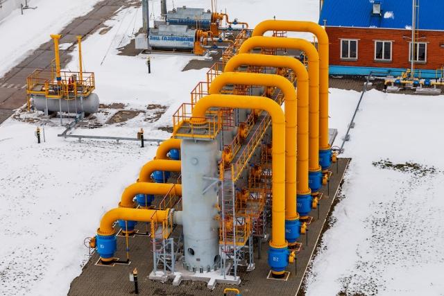 Армения увеличила импорт как российского, так и иранского газа