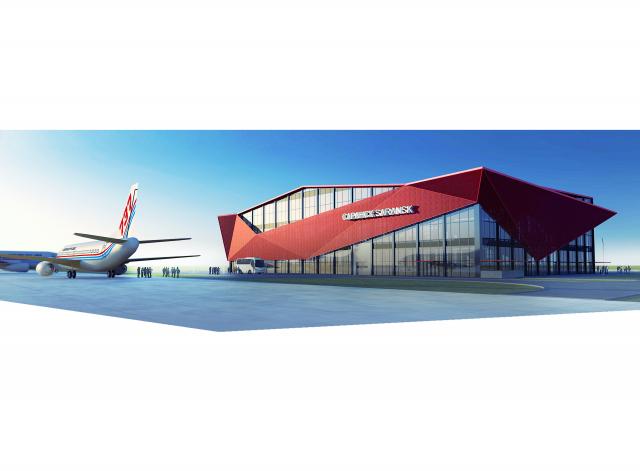 В Саранске открылся терминал аэропорта после реконструкции