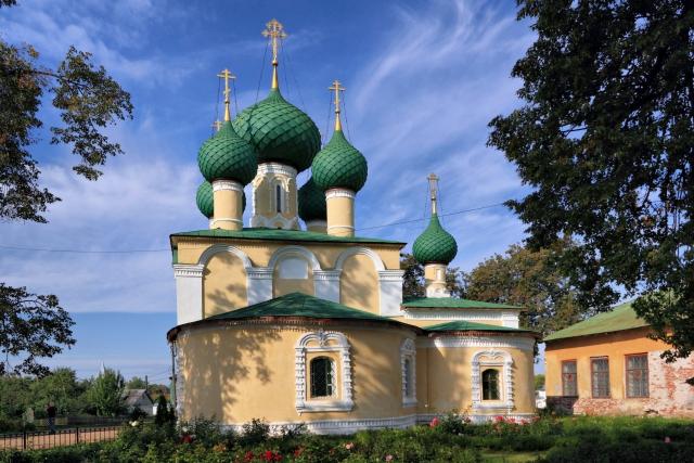 Углич стал девятым городом «Золотого кольца»
