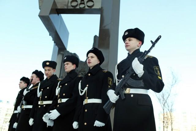 В Петербурге отдали дань памяти подвигу советских воинов в Афганистане