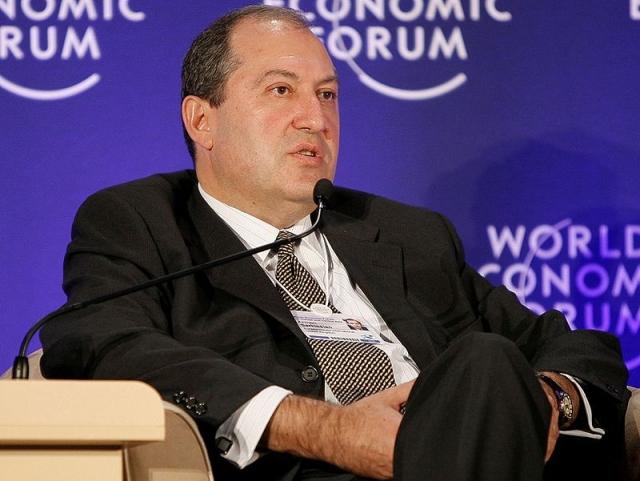О выборах президента Армении и не только