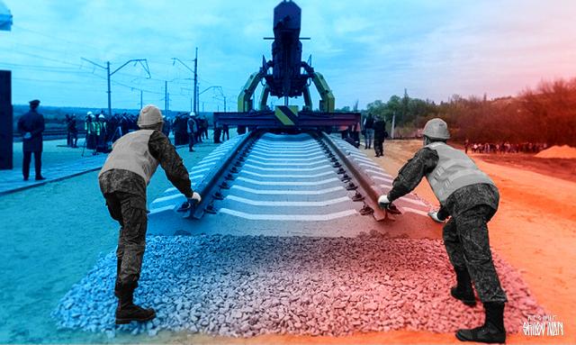 Прибалтика: железная дорога без пассажиров