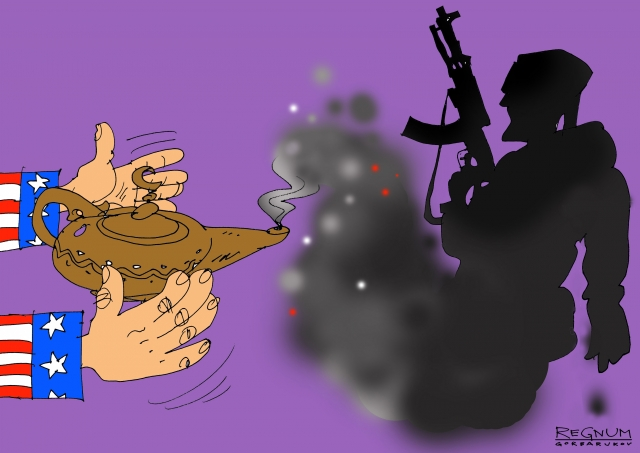 США и терроризм