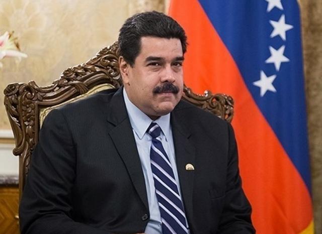 Мадуро обратился на языке жестов к гражданам Венесуэлы