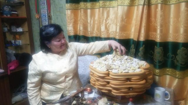 «Белый месяц» —  в Монголии проходит празднование Нового года