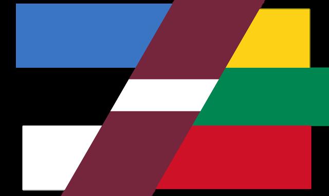 Прибалтика. Флаг