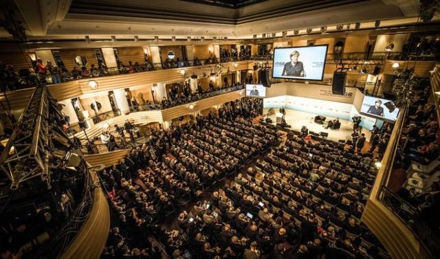 Мюнхенская конференция по безопасности. 2018