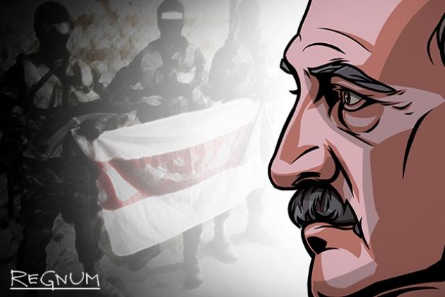 Лукашенко vs националисты