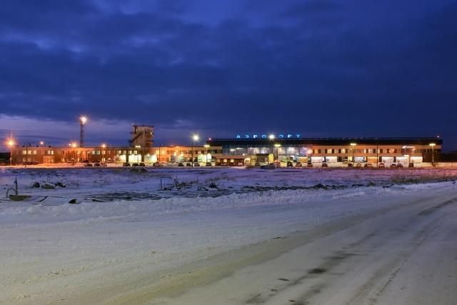 Аэропорт Му́рманск