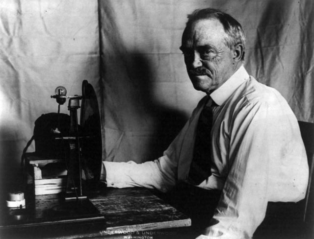 Отец фантаскопа и самой большой машины для «промывания мозгов»