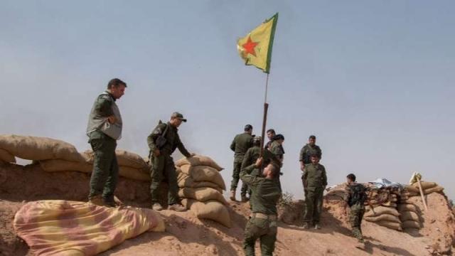 Армия сирийских курдов