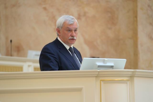 Полтавченко допустил, что пойдет на новый губернаторский срок
