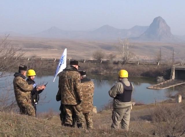 Мониторинг ОБСЕ на армяно-азербайджанской границе прошел без инцидентов