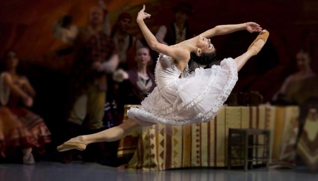 Звезда Лондонского королевского балета Наталья Осипова