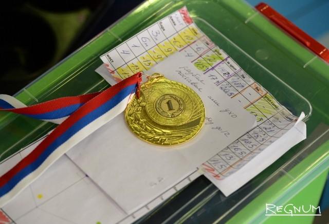 Чемпионат Санкт-Петербурга по бочча (игра с мячом на точность) среди лиц с поражением опорно-двигательного аппарата