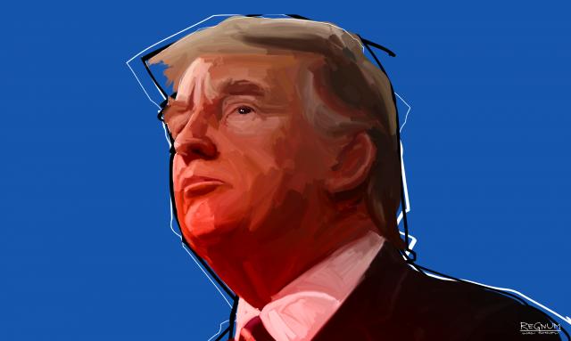 Трамп вызвал в Вашингтон президентов стран Прибалтики