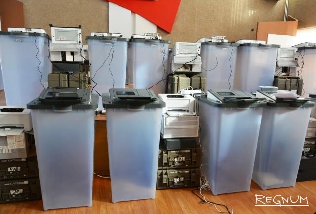 На выборах-2018 будут применены новые системы подсчета голосов
