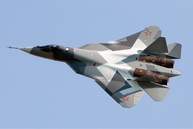 Пентагон не боится появления российских Су-57 в Сирии