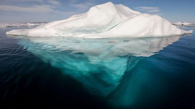 Как российские школьники открыли остров в Арктике