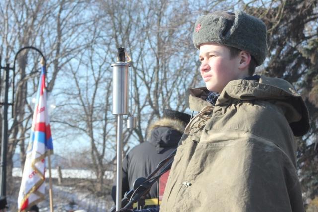 Балтийский парад в честь 100-летия Красной армии: фоторепортаж ИА REGNUM