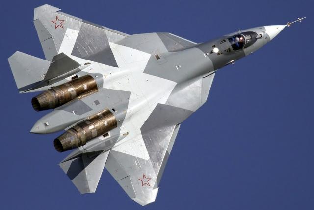 В Сирии замечены еще два Су-57