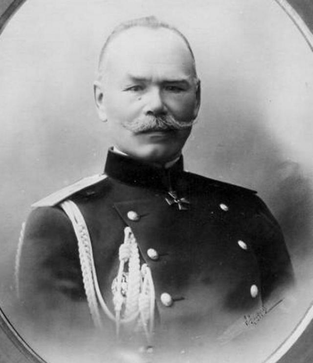 Генерал-адъютант, генерал от инфантерии Михаил Алексеев