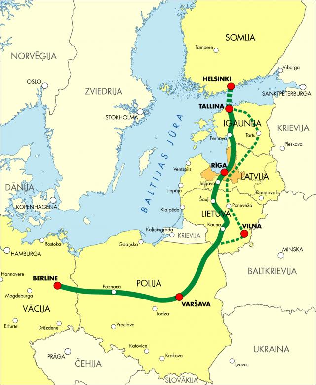 Порты: Пока Прибалтика ссорится, Россия прокладывает дорогу в ЕС