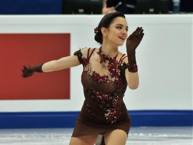Евгения Медведева: В олимпийский гимн не вслушивалась