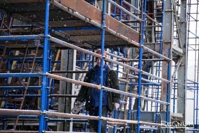 Рабочие Балтийского завода