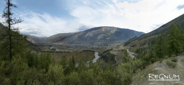 Алтайский губернатор не пустил в лес «300 китайцев»