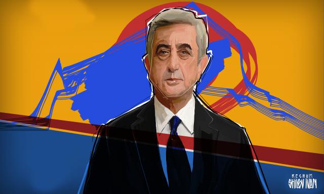 Хороший Саргсян – премьер Саргсян