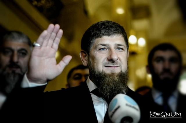 Кадыров: На послании Владимира Путина «некогда спать»